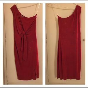 Grace Karin Red Dress